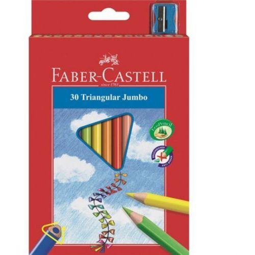 Kredki FABER CASTELL Jumbo op.30 kolorów