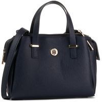Torebka TOMMY HILFIGER - Th Core Med Satchel Corp AW0AW07507 0G7