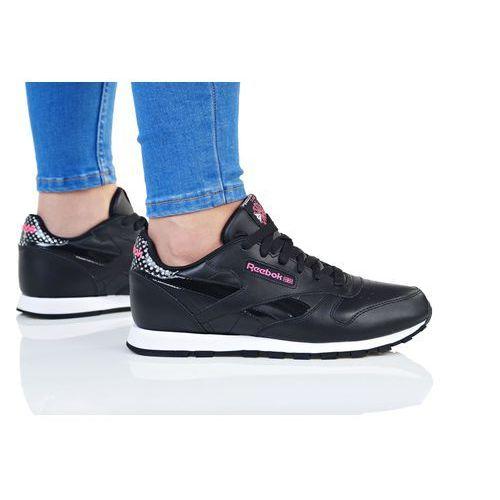 Reebok Classic GIRL SQUAD Tenisówki i Trampki black/acid pink/white (4058028020223)