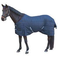 derka dla konia rugbe indoor, niebieska, 135 cm, 325417 marki Kerbl