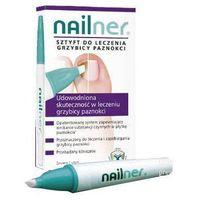 NAILNER sztyft przeciw grzybicy paznokci x 1 sztuka - data ważności 30-06-2019r.