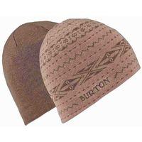 czapka zimowa BURTON - Wms Belle Bnie Fawn-Falcon (200)