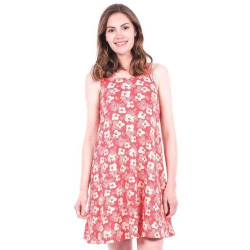 Brakeburn sukienka damska M czerwony, kolor biały