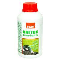 Środek na krety. Preparat na krety Kretox Bariera 0,5l. (5907486600760)