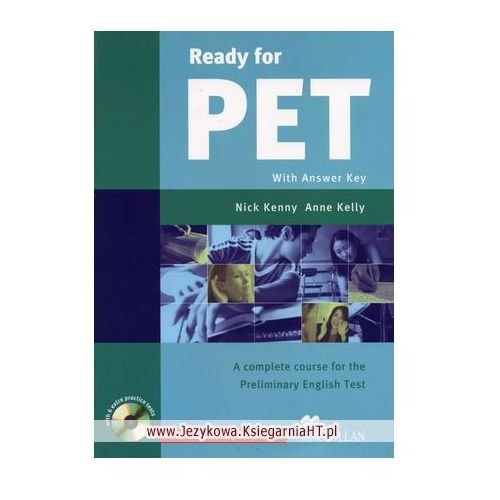 Ready for PET Coursebook + Cd (2008)