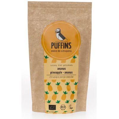 Zdrowa żywność PUFFINS (owoce suszone próżniowo) biogo.pl - tylko natura