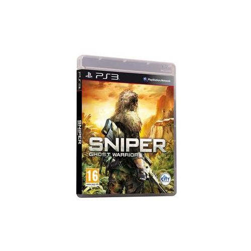 Sniper: Ghost Warrior PS3 - CDP.pl (5907813590818)