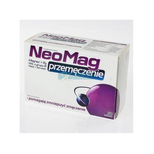 Tabletki Neomag przemęczenie x 50 tabl