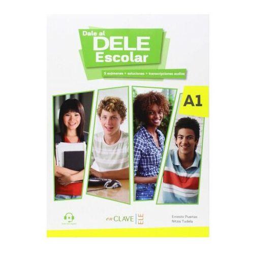 Dale al dele Escolar A1 książka + materiały online, Nowela