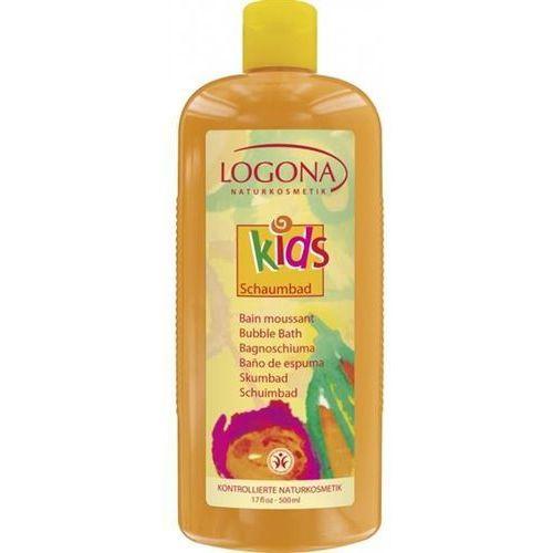 Logona Kids pieniący się płyn do kąpieli dla dzieci 500 ml