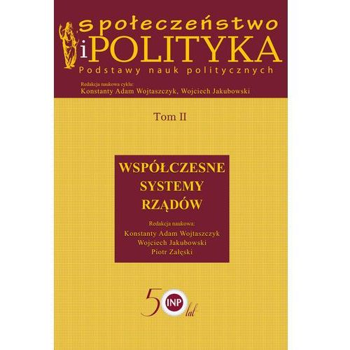 Społeczeństwo i polityka Podstawy nauk politycznych Tom 2, ASPRA - JR