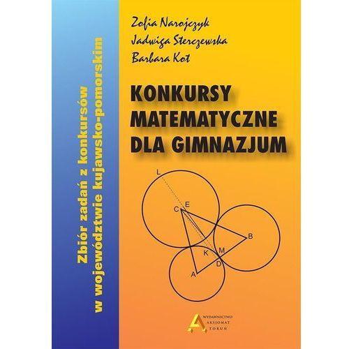 Konkursy matematyczne dla gimnazjum