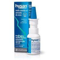 HYSAN woda morska aerozol do nosa 10ml