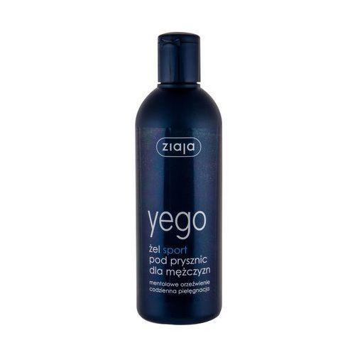 ZIAJA 300ml Yego Sport Żel pod prysznic dla mężczyzn - Super upust