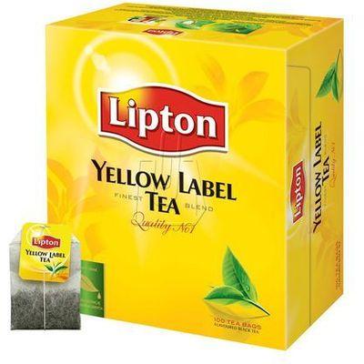 Czarna herbata Lipton Pasaż Biurowy