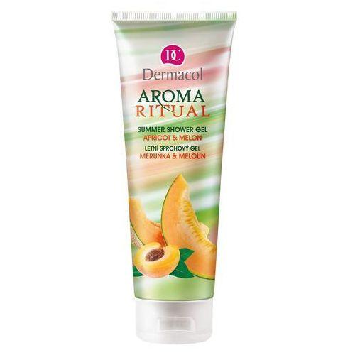 Dermacol aroma ritual apricot & melon żel pod prysznic 250 ml dla kobiet - Sprawdź już teraz