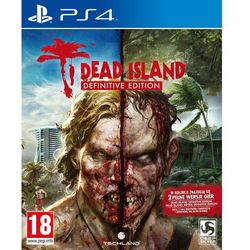 Techland Dead island definitve collection ps4