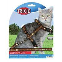 szelki dla kota komfort nylonowe 25-44cm/10mm marki Trixie