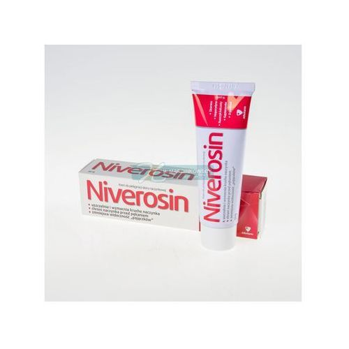 Krem Niverosin krem do pielęgnacji skóry naczynkowej 50 g