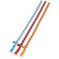 Zolux obroża nylonowa dla kota colorful 30 cm czerwona - darmowa dostawa od 95 zł! (3336029961358)