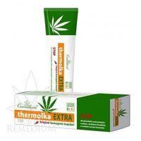 Cannaderm Thermolka Extra Rozgrzewający żel konopny na bóle kręgosłupa, mięśni i stawów 16% 150ml