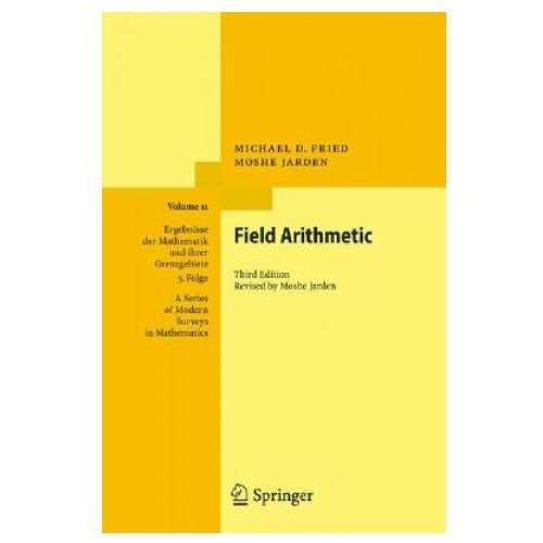 Field Arithmetic (9783540772699)