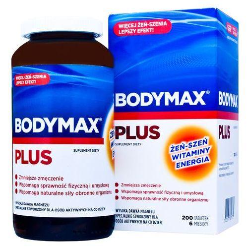 Tabletki BODYMAX PLUS 200 tabletek