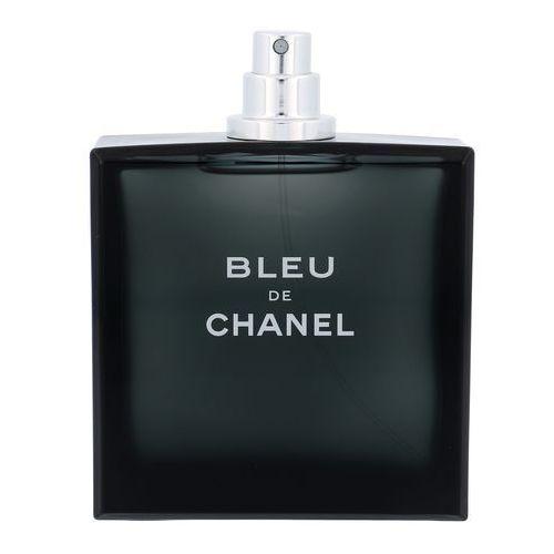 CHANEL BLEU DE CHANEL woda toaletowa 100ml tester, 549E-3983A8 - Ekstra oferta