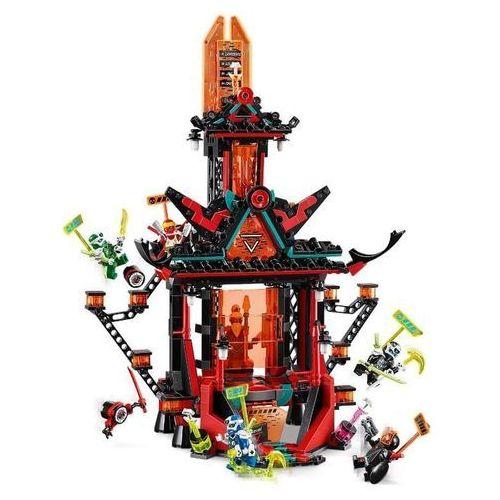 Lego NINJAGO Imperialna świątynia szaleństwa empire temple of madness 71712