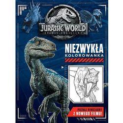 Jurassic World 2. Niezwykła kolorowanka - Jacqui Butler