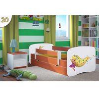 Łóżko dziecięce Kocot-Meble BABYDREAMS - Wiosna - Kolory Negocjuj Cenę