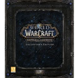 Gra pc world of warcraft: battle for azeroth marki Blizzard entertainment