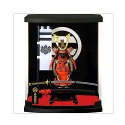 Miniatura samuraj w zbroi z kataną Yoshimoto Imagawa SA-6