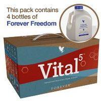 VITAL 5 z Forever Freedom