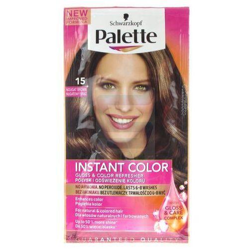 Szampon koloryzujący Palette Instant Color Nugatowy brąz 15