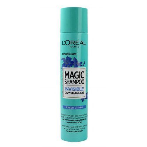 Magic shampoo invisible suchy szampon do włosów w sprayu fresh crush 200ml L'oreal paris