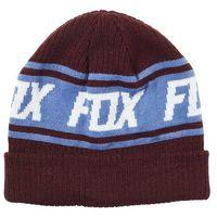 czapka zimowa FOX - Wild And Free Beanie Cranberry (527)