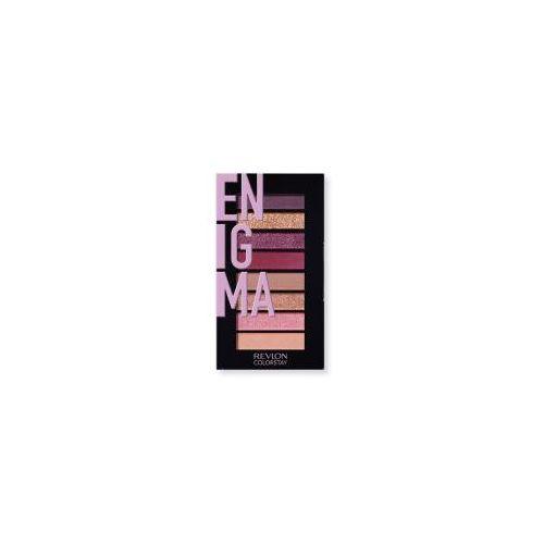 Revlon Colorstay Look Book, paleta cieni, 920 Enigma, 3,4g - Godna uwagi cena