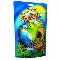 TROPIFIT Budgie - pełnowartościowy pokarm dla papużki falistej 700g