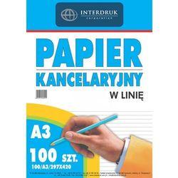 Pozostałe artykuły papiernicze  Interdruk