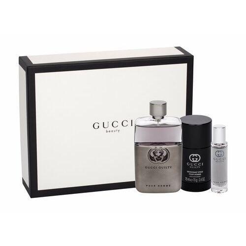 Guilty pour homme 90 ml woda toaletowa Gucci - Świetna obniżka
