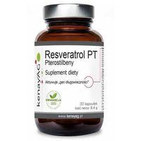 Pterostilbeny - Resveratrol PT (30 kaps.) Kenay AG (5900672151749)