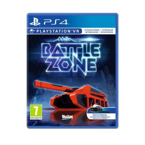 Battlezone gra playstation 4 interactive entertainment marki Sony