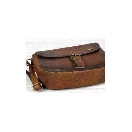 298220e4b90d1 ALIVE 22 torba skóra naturalna firmy Daag na ramię listonoszka damska