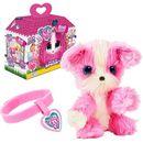 Tm toys fur ball my real rescue różowy (5013138672167)