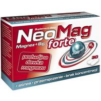 Tabletki NEOMAG Forte x 50 tabletek