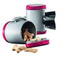 Flexi vario multibox - pojemnik na przysmaki lub woreczki - czerwony - czerwony (4000498020616)