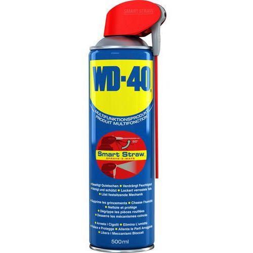 smart straw multifunctional lubricant 500ml 2019 zestawy środków czyszczących marki Wd-40