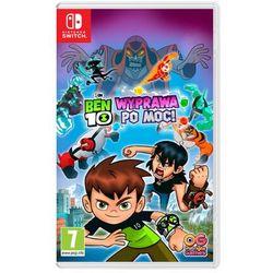 Ben 10: Wyprawa po moc! Nintendo Switch