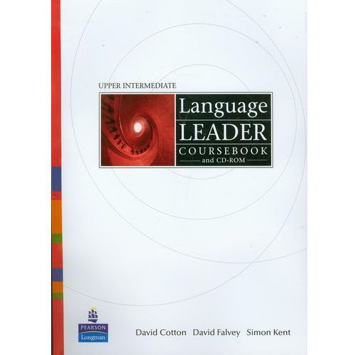 Language Leader Upper Intermediate course book and CD (192 str.)